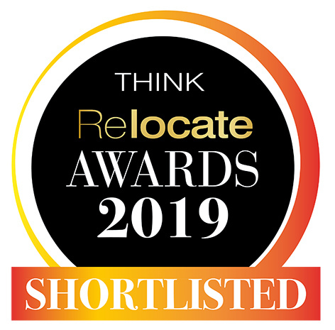 Logo shortlisted Relocate Awards 2019